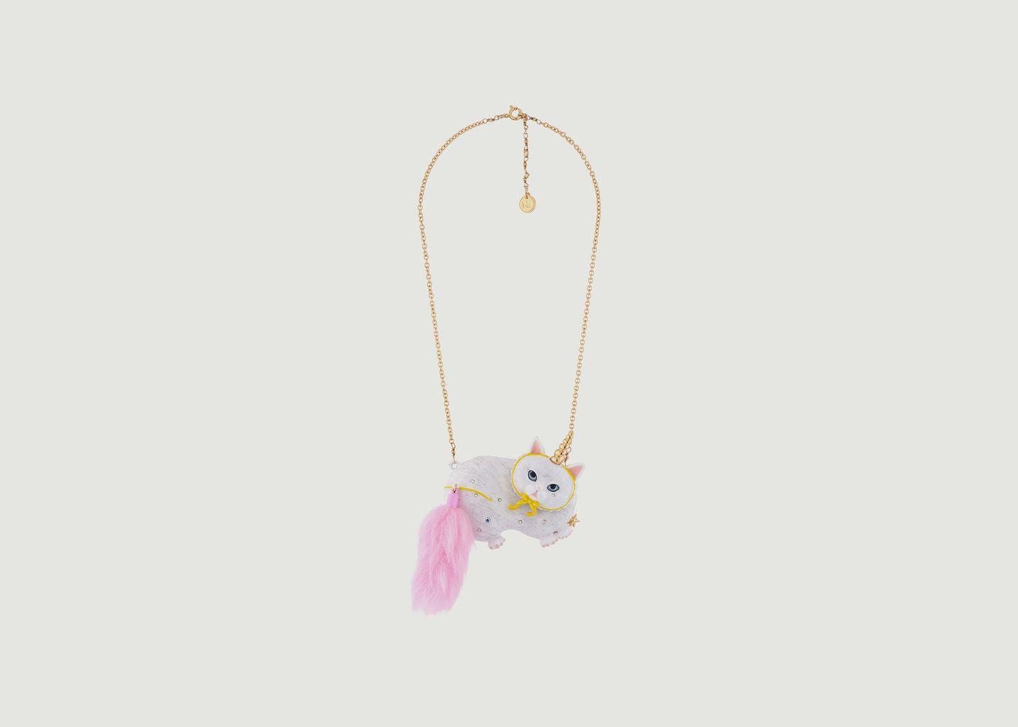 Persian Unicorn Necklace - N2
