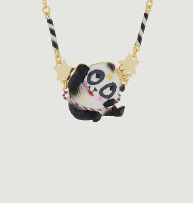 Collier Fin Panda Voltigeur