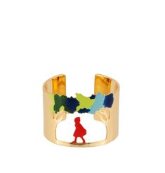 Red Riding Hood Ring