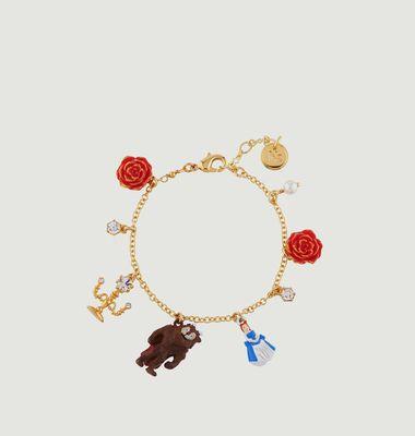 Bracelet Pampilles la Belle et la Bête
