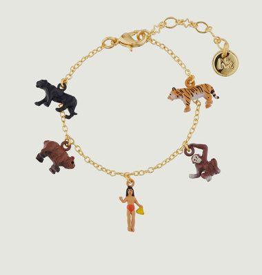 Bracelet Livre de la Jungle