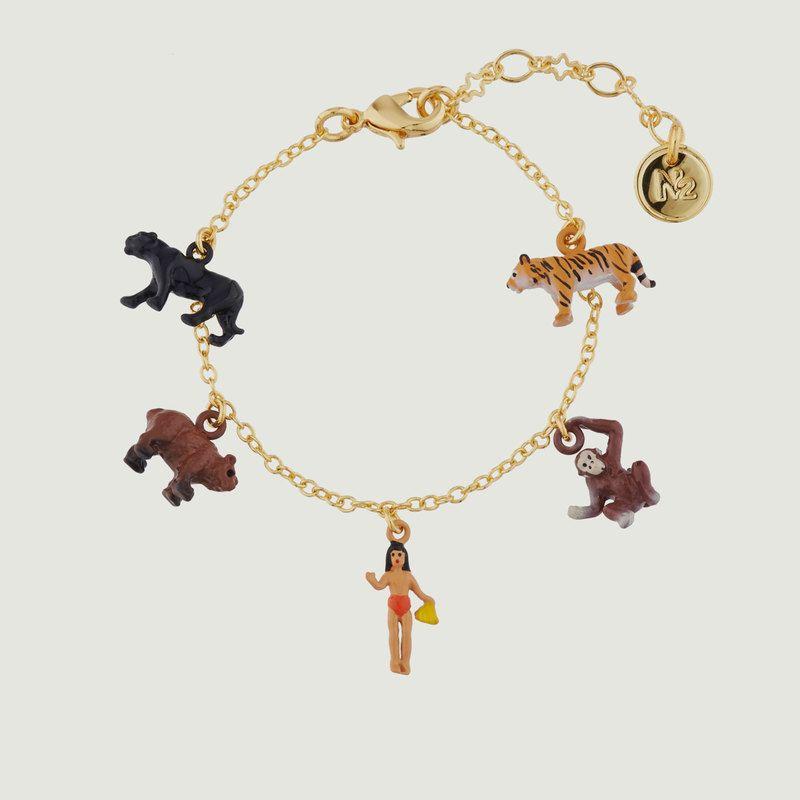 Bracelet Livre de la Jungle - N2