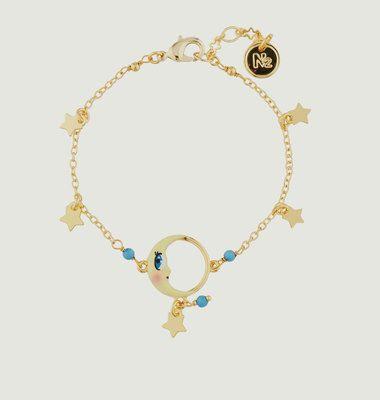 Bracelet Charms Lune