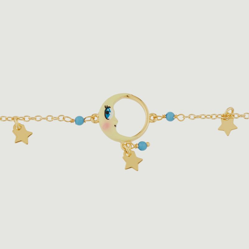 Bracelet Charms Lune - N2