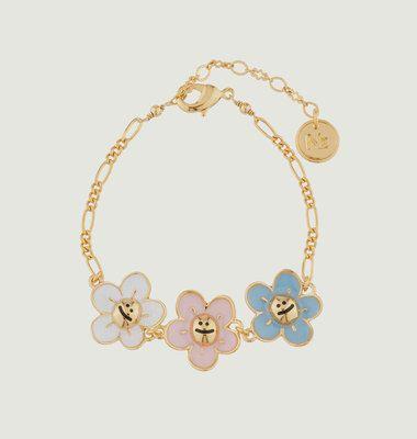 Bracelet Petites Fleurs