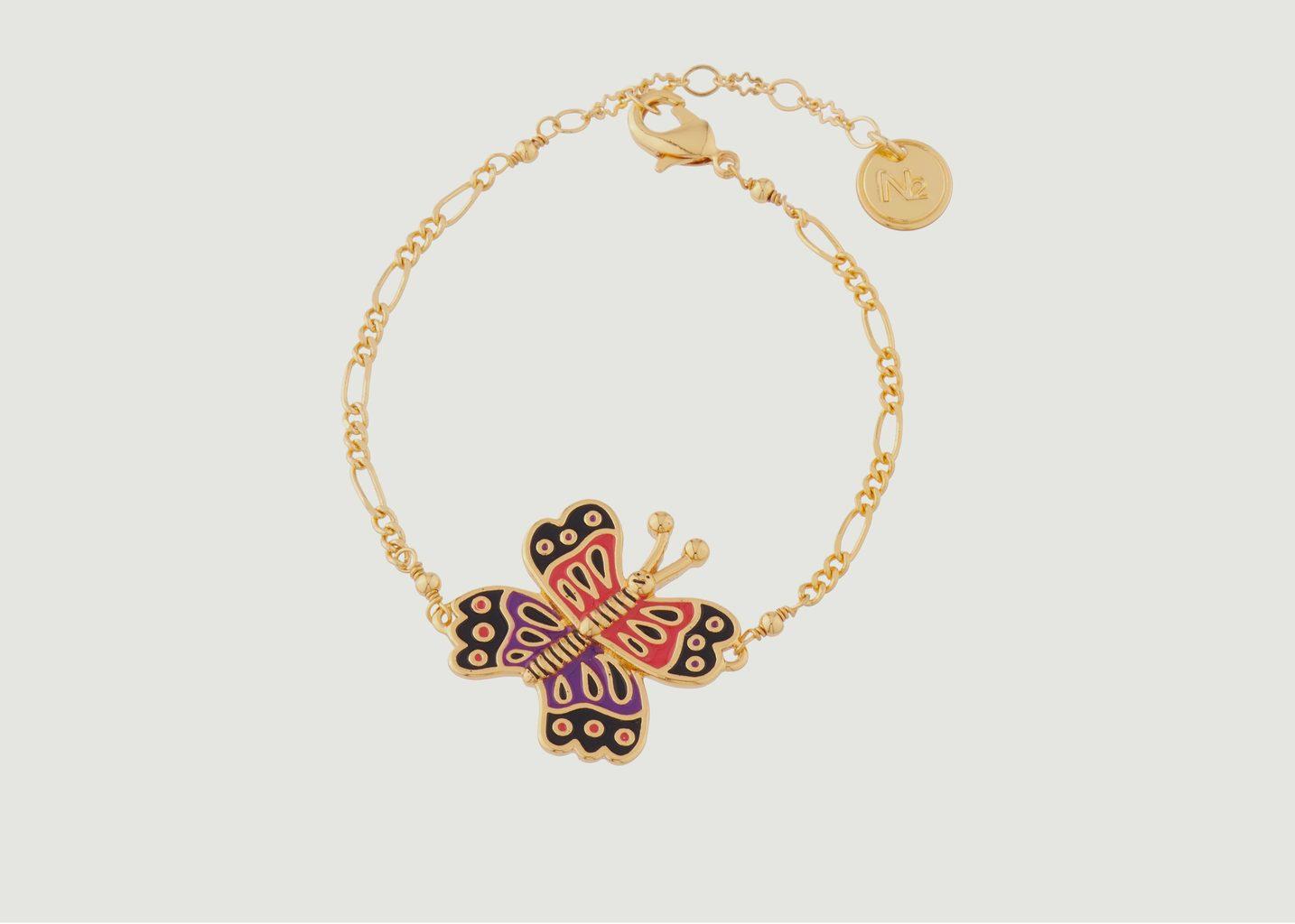 Bracelet Fin Papillon - N2
