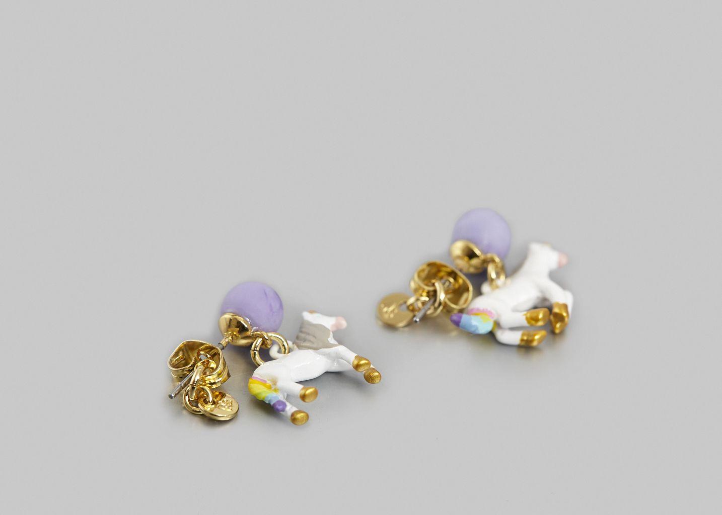 Boucles Licorne - N2