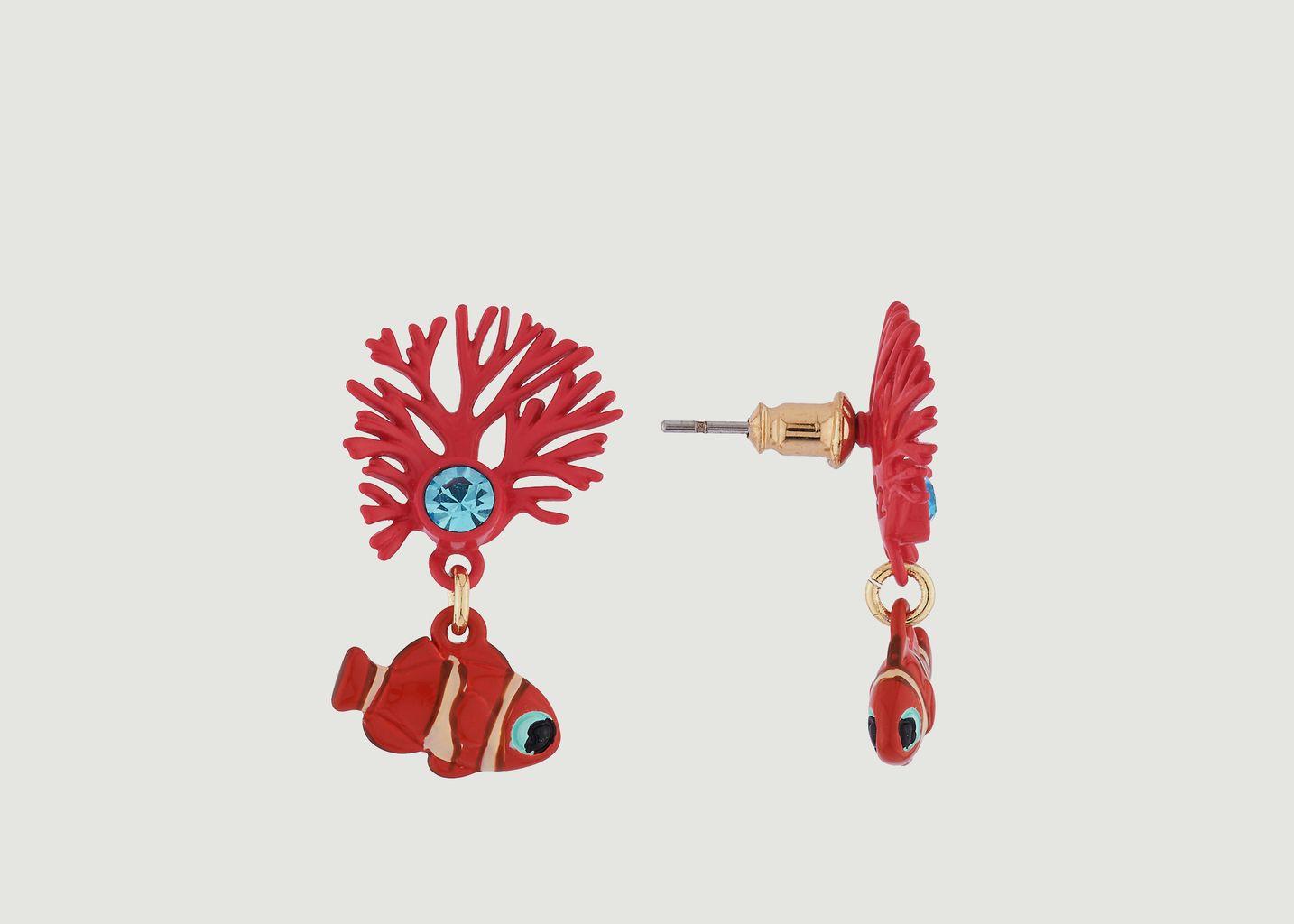 Clownfish Earrings - N2