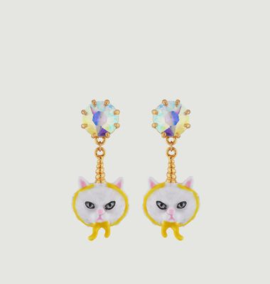 Persian Unicorn Earrings