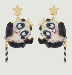 BO Pendantes A Tige Panda Voltigeur