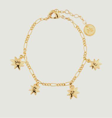 Bracelet Charms Love Etoiles