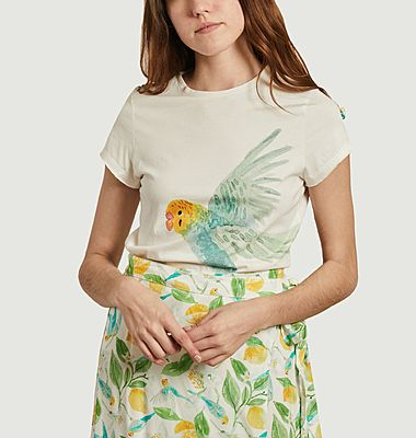 T-shirt Budgerigar Bird
