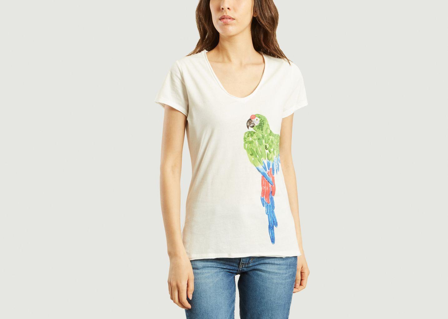 T-Shirt Perroquet - Nach