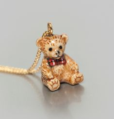 Collier Teddy Bear