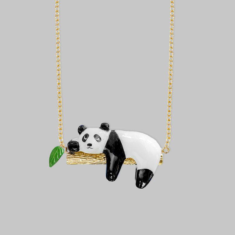 Collier Panda - Nach