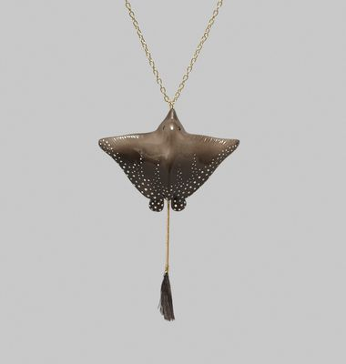 Collier Spotted Eagle Ray