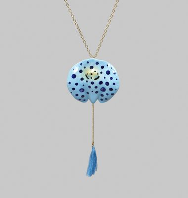 Spotted Ray Necklace