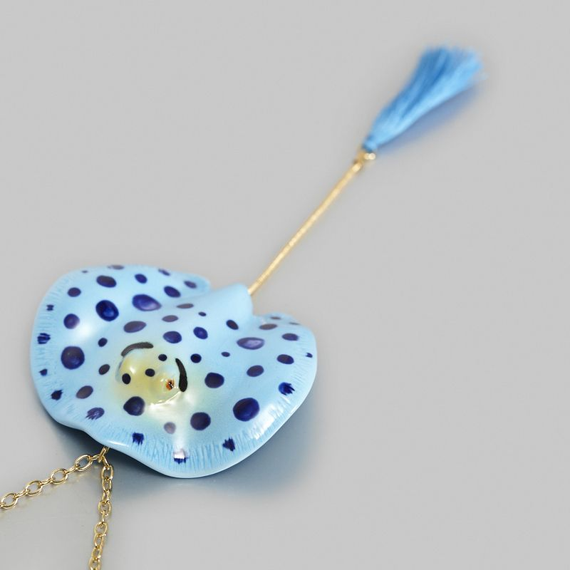 Collier Spotted Ray - Nach