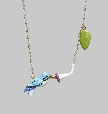 Collier Humming Bird