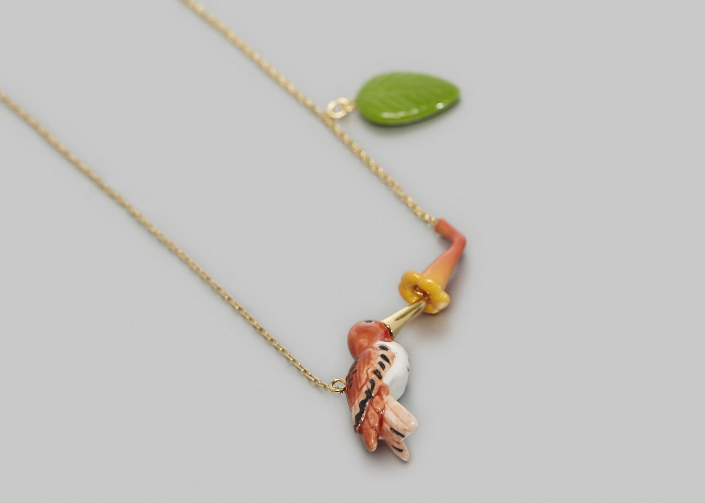 Hummingbird Necklace - Nach