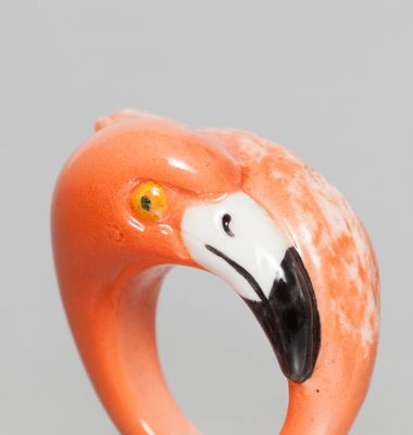 Bague Flamingo