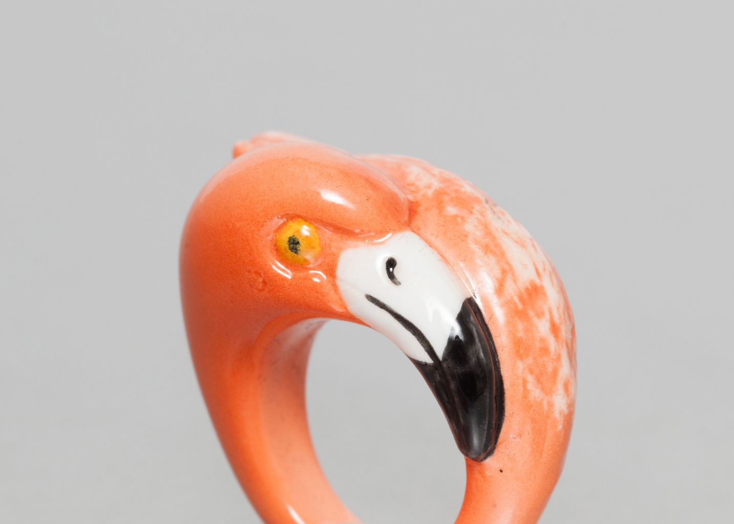 Flamingo Ring - Nach