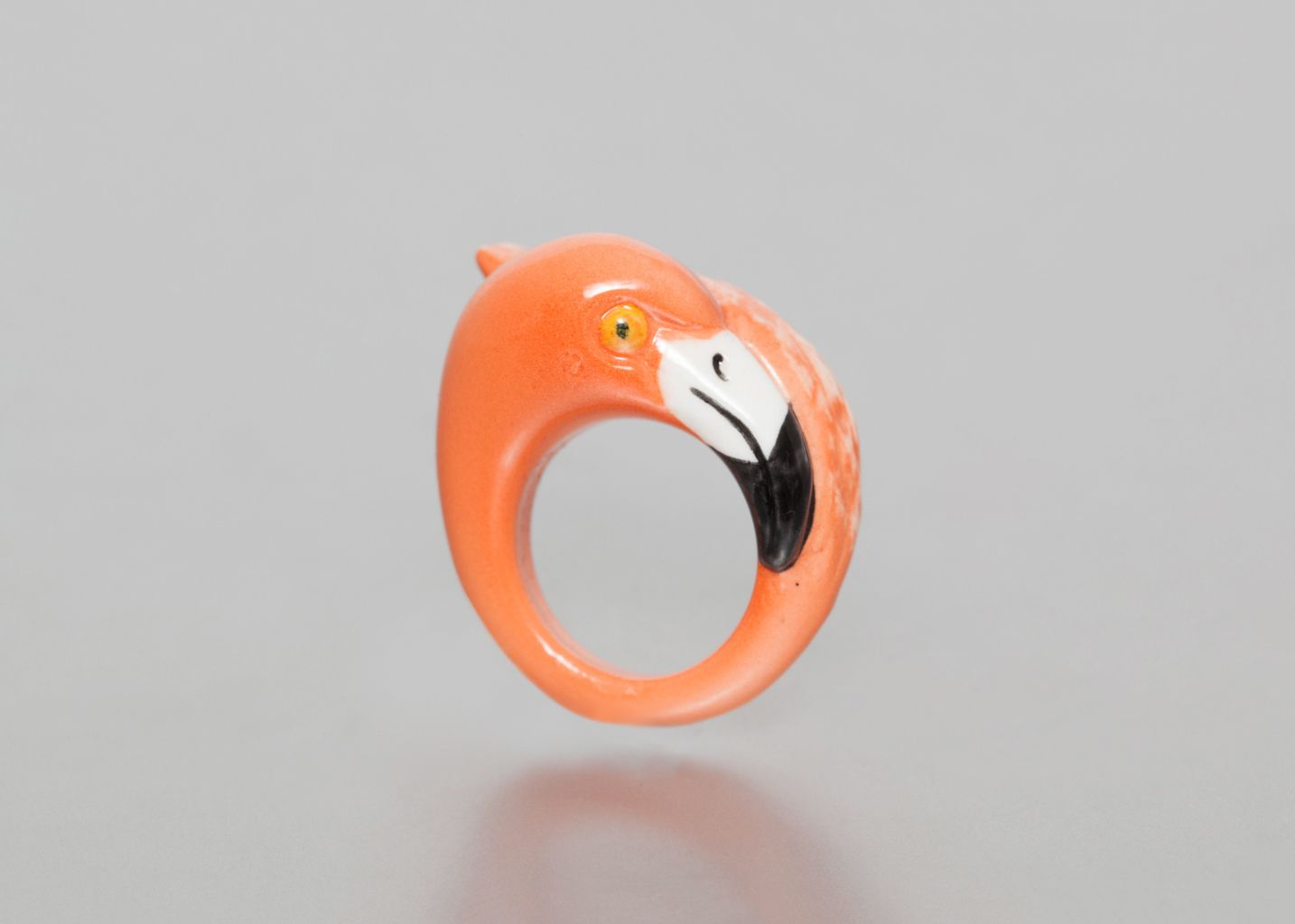 Flamingo Ring - Nach Bijoux