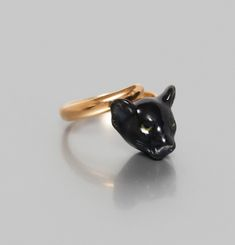 Bague Black Panther