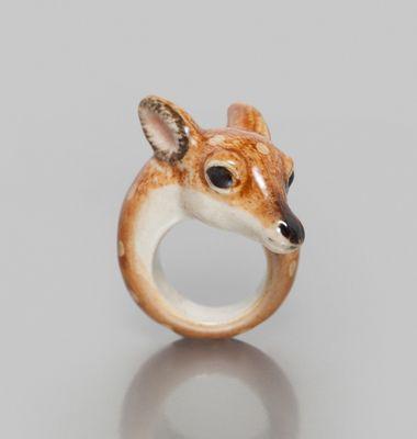 Bague Bambi
