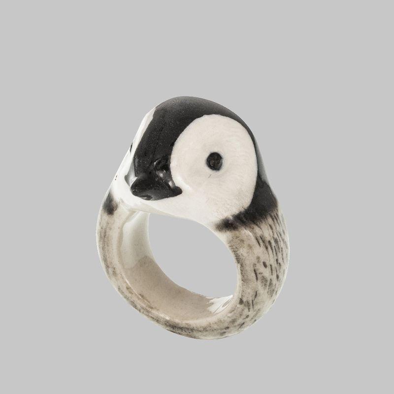 Bague Pingouin  - Nach