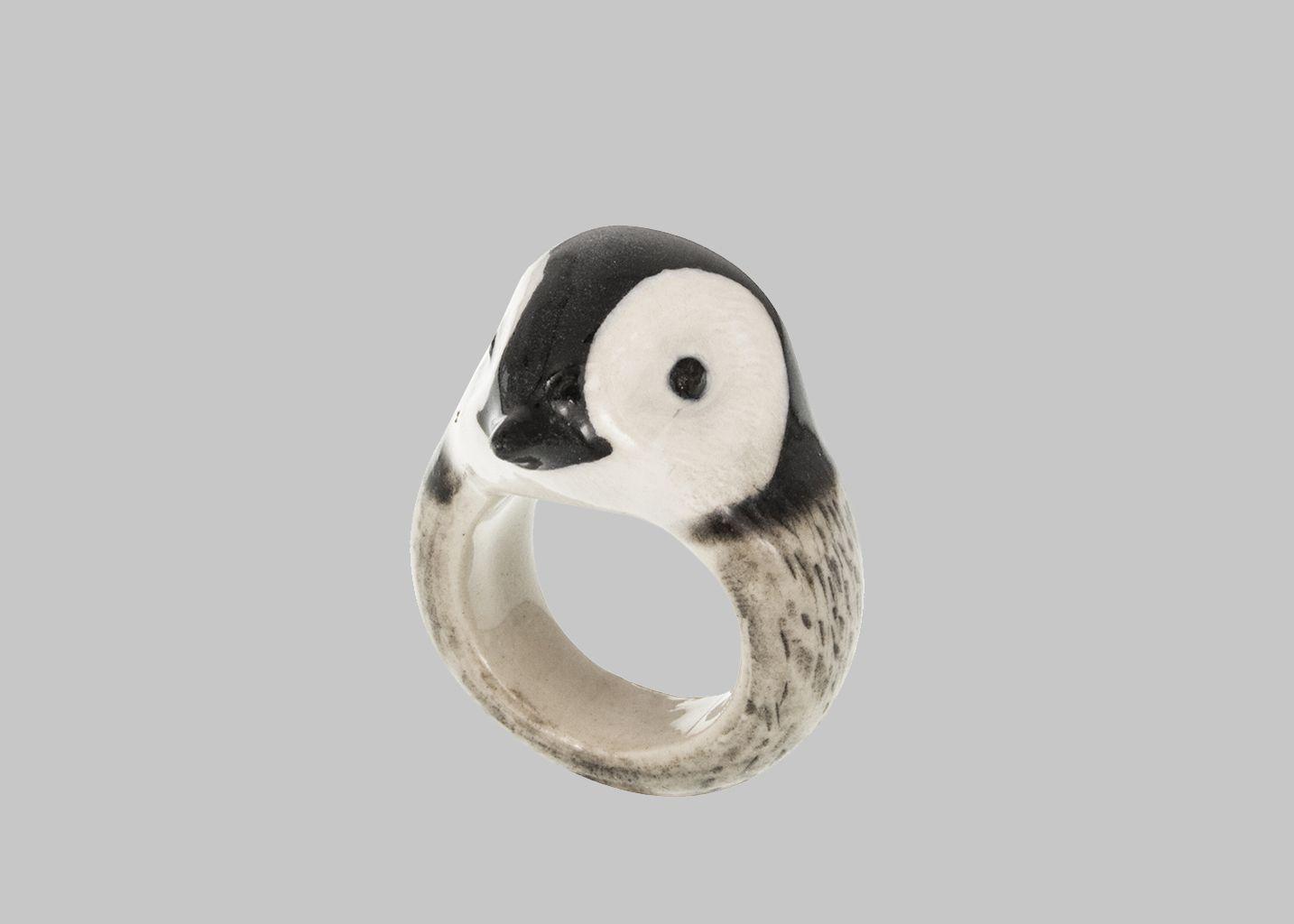 Bague Pingouin  - Nach Bijoux