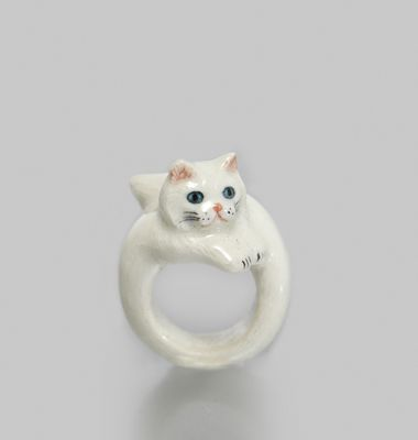Persian Cat Ring