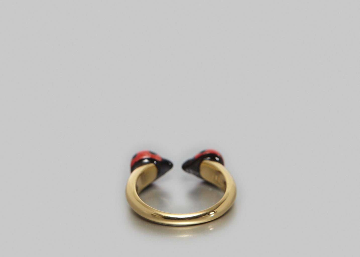 Face to Face Ring - Nach