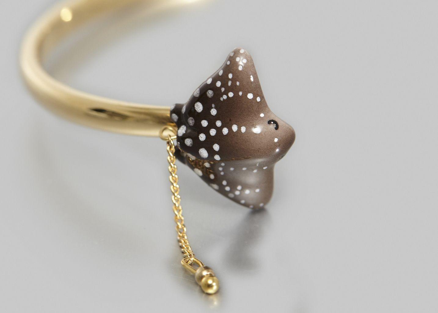 Bracelet Spotted Ray - Nach