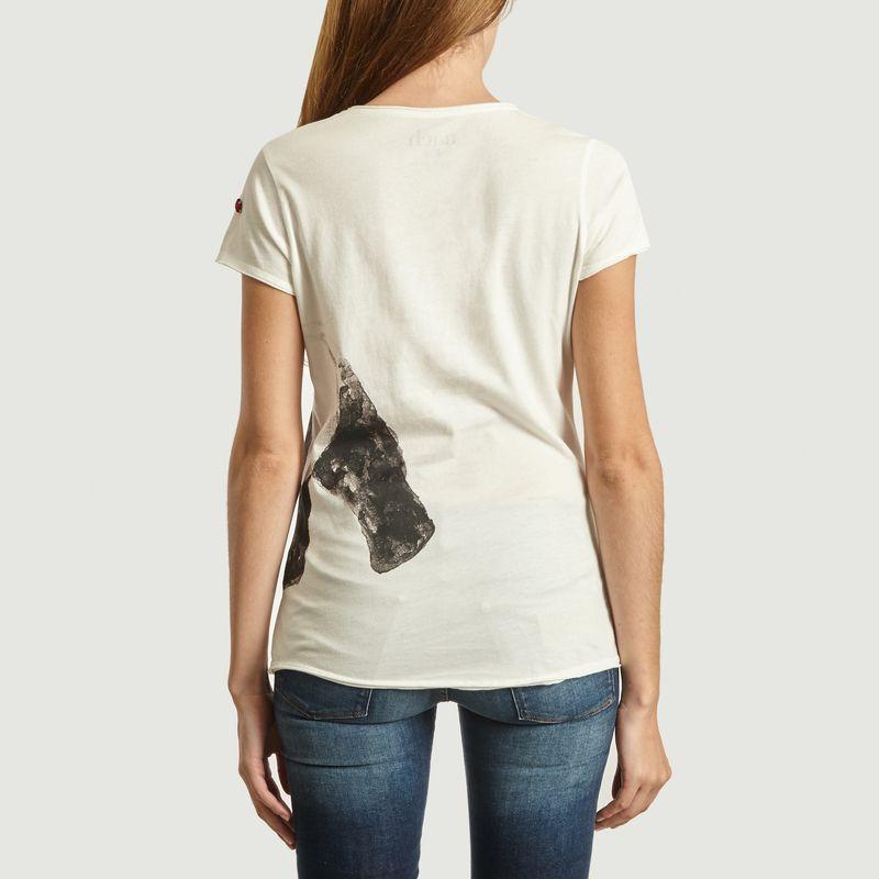T-Shirt En Coton Bio Baby Panda - Nach