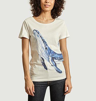 Tshirt Baleine