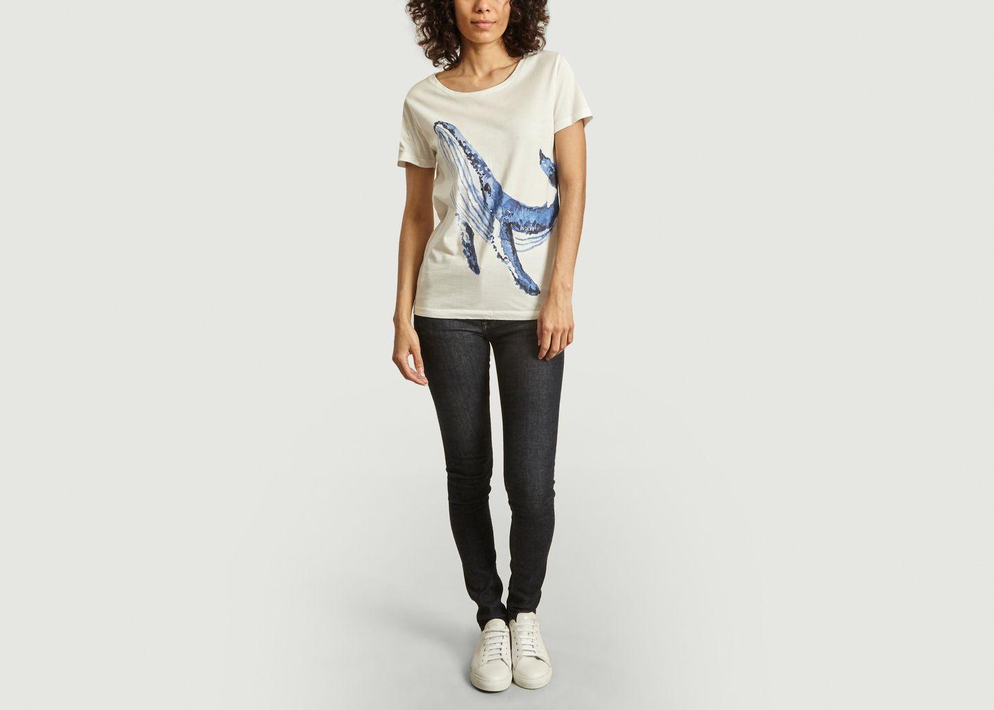 Tshirt Baleine - Nach