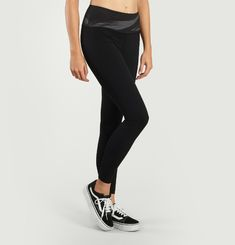 Legging De Sport A Motif Lia