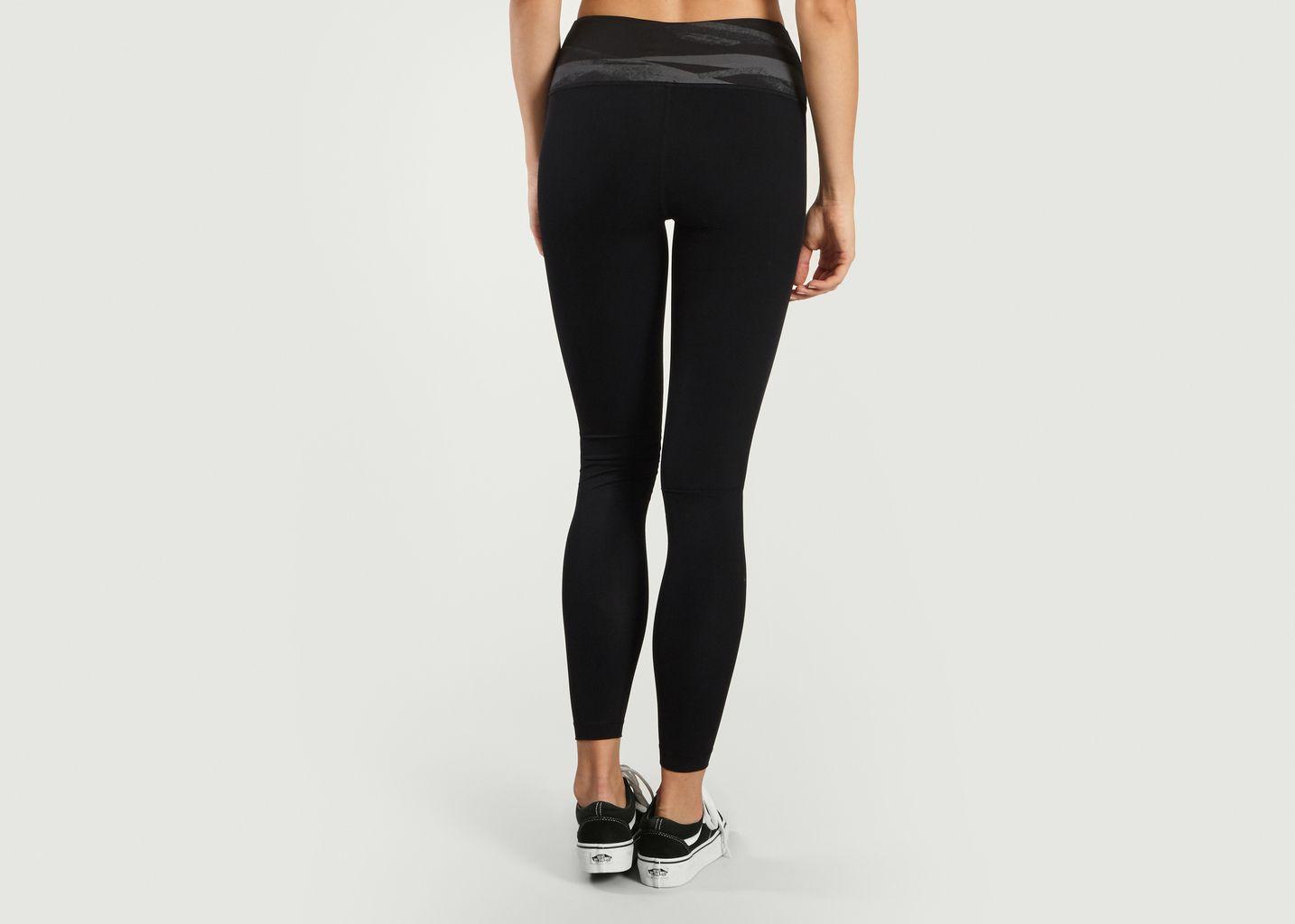 Legging De Sport A Motif Lia - Naelie