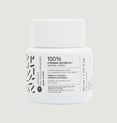 Natürliches Lavendelbad 30 ml Entferner