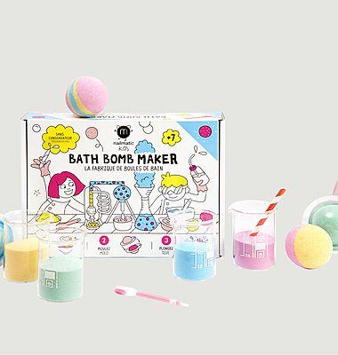 Kit fabrique de boules de bain