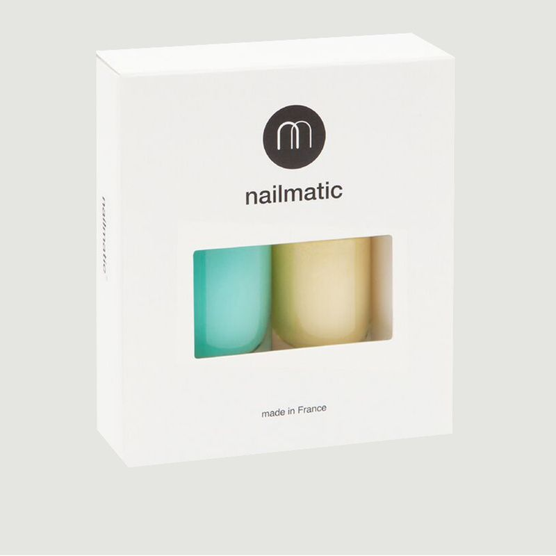 Coffret 2 Vernis  - nailmatic