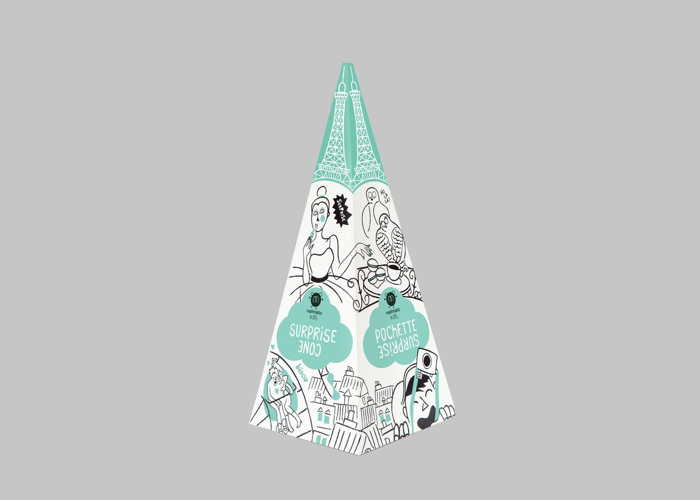 Pochette Surprise Paris - nailmatic