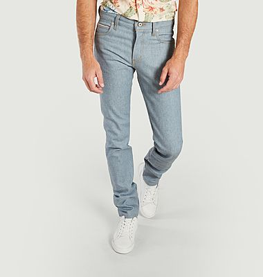 Super Guy - Recycled Selvedge - Stone Blue