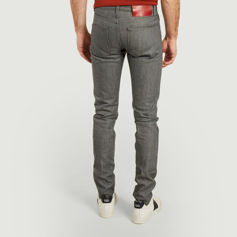 Jean Super Guy Gris - Naked and Famous