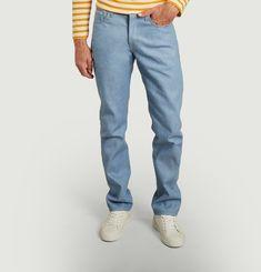 Summer Sky Selvedge Weird Guy Jeans