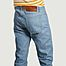 matière Jean Weird Guy Summer Sky Selvedge - Naked and Famous