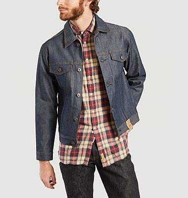 Selvedge Jeans Jacket
