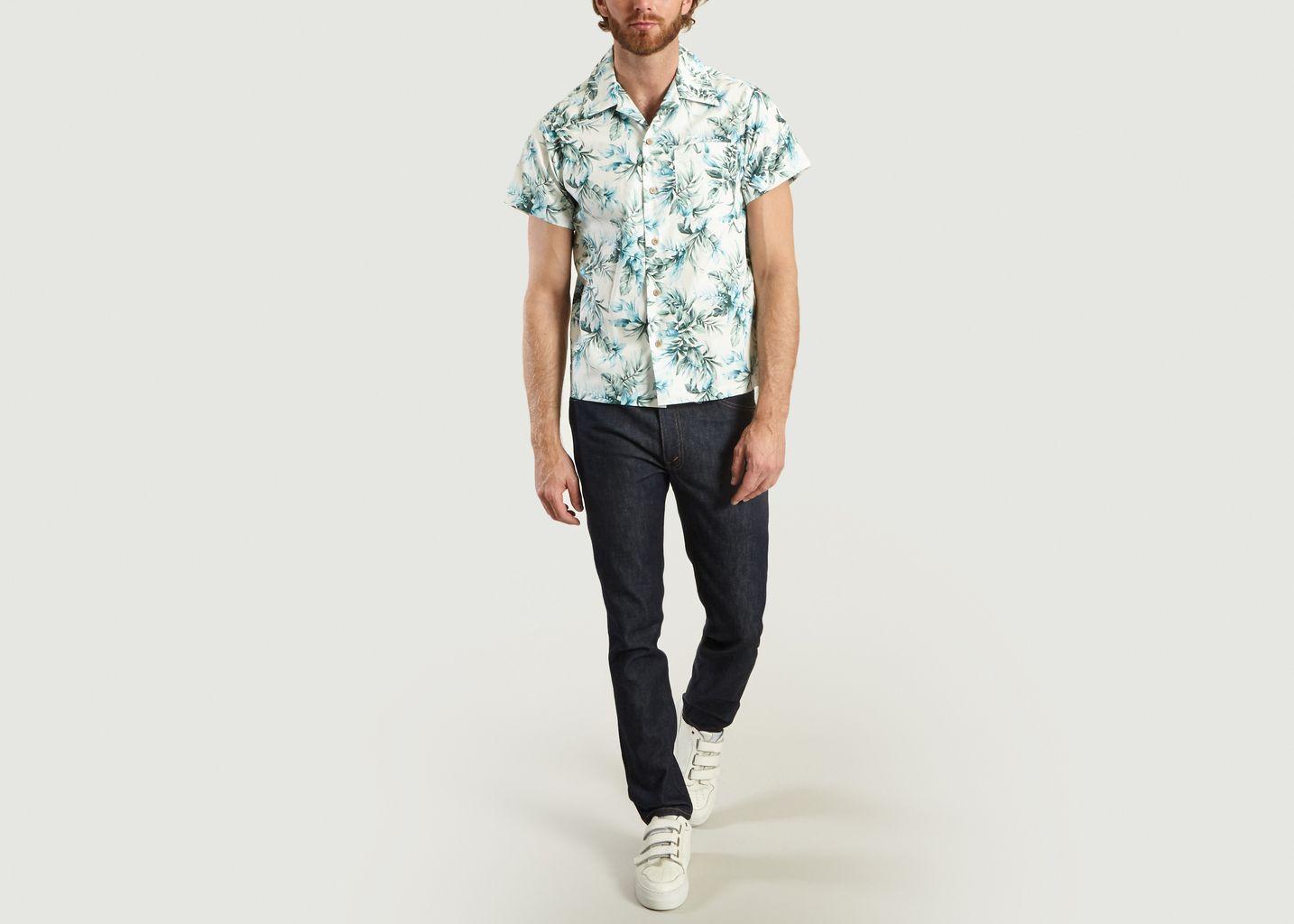 Aloha Shirt Big Tropical - Naked and Famous