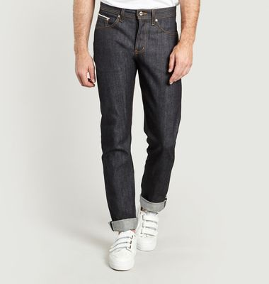 Jean Weird Guy Selvedge Left Hand Twill